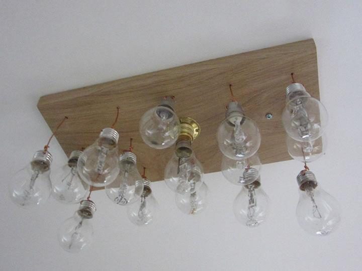 au phyl du bois le plafonnier lumineux. Black Bedroom Furniture Sets. Home Design Ideas